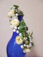 他の写真2: すずらんとローズの花冠