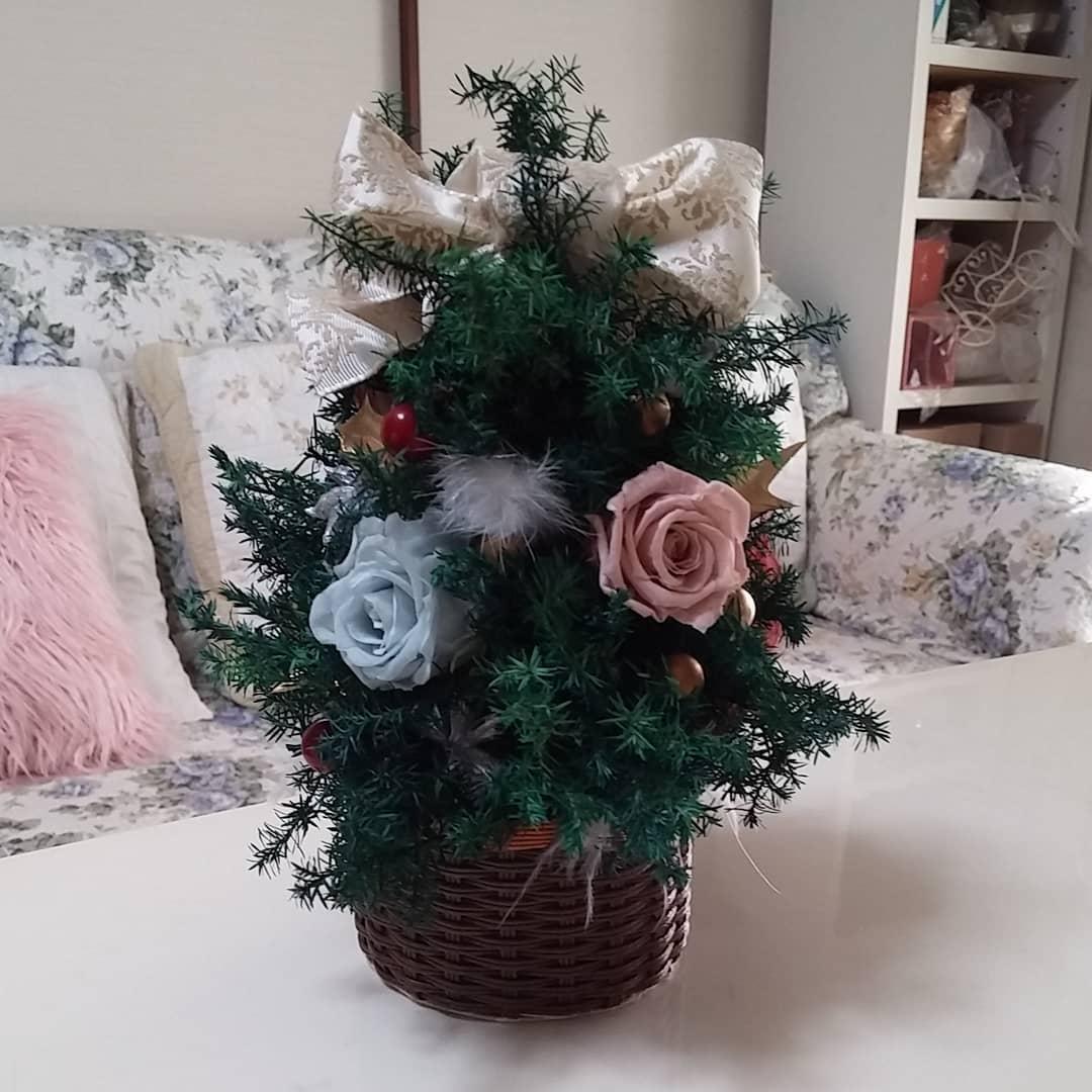 クリスマスツリーレッスン