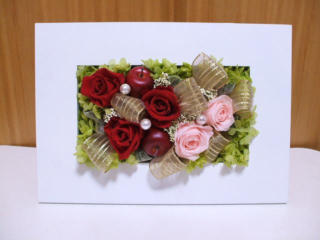ご両親への贈呈花